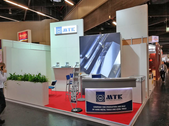 MTK Metal-komerc at IWA Outdoor and Classics